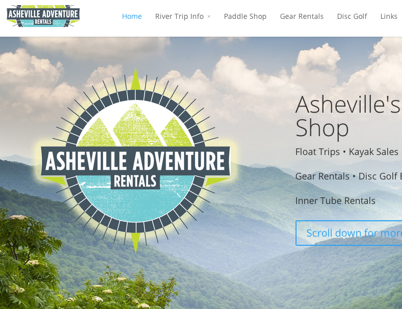 Asheville Adventure Rentals
