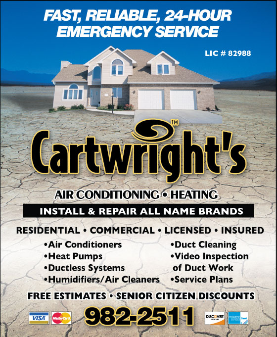Cartwright's