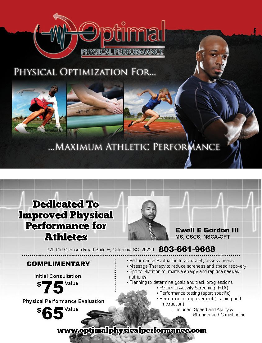 Optimal Physical Performance
