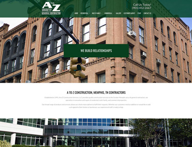 A to Z Construction Services