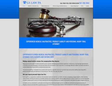 Geoffrey Schosheim Law