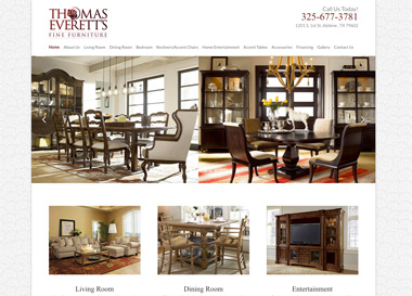 Thomas Everett's Furniture