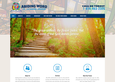 Abiding Word Lutheran Church