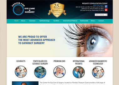 Center For Eye Care & Surgery