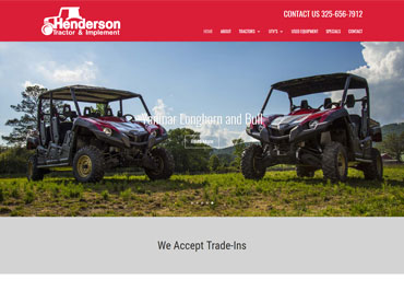 Henderson Tractor