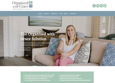 Organized with Grace