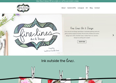 Fine Lines Art & Design